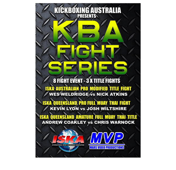 KBA FIGHT SERIES