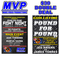 POUND FOR POUND - DOUBLE DEAL