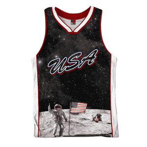 Team USA Galaxy Jersey - The Proud Republican