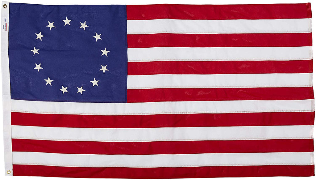 3 by 5 foot Betsy Ross American Flag - The Proud Republican