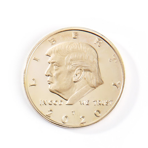 "President Trump ""Liberty"" Coin - The Proud Republican"