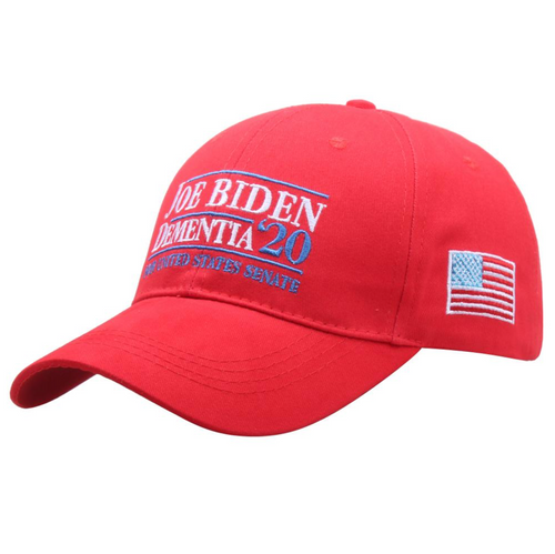 Joe Biden Dementia '20 Hat - The Proud Republican
