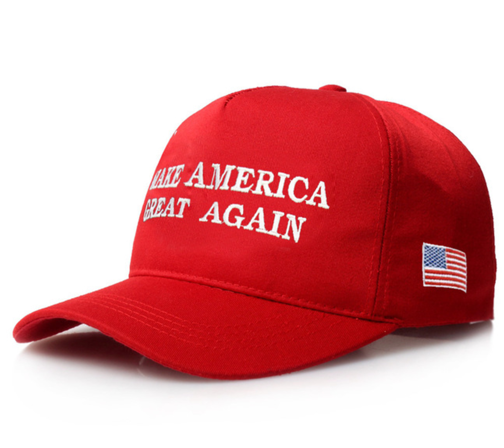 Trump Make America Great Again Hat - The Proud Republican