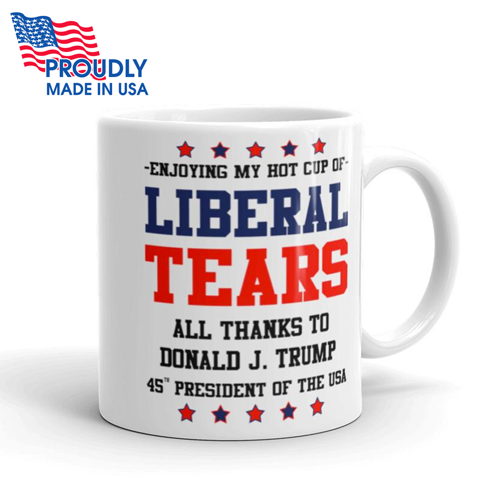 Liberal Tears Mug - The Proud Republican