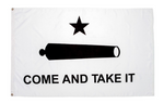"3 by 5 foot ""Come And Take It"" Flag - The Proud Republican"