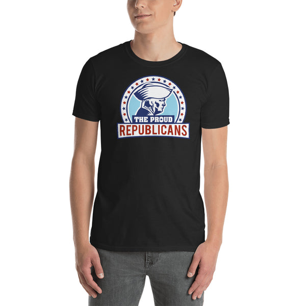 The Proud Republicans T-Shirt (Black) - The Proud Republican