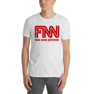 Fake News Network T-Shirt - The Proud Republican