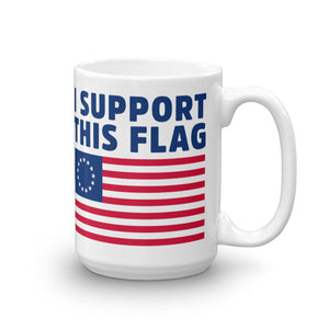 Betsy Ross Flag Mug - The Proud Republican