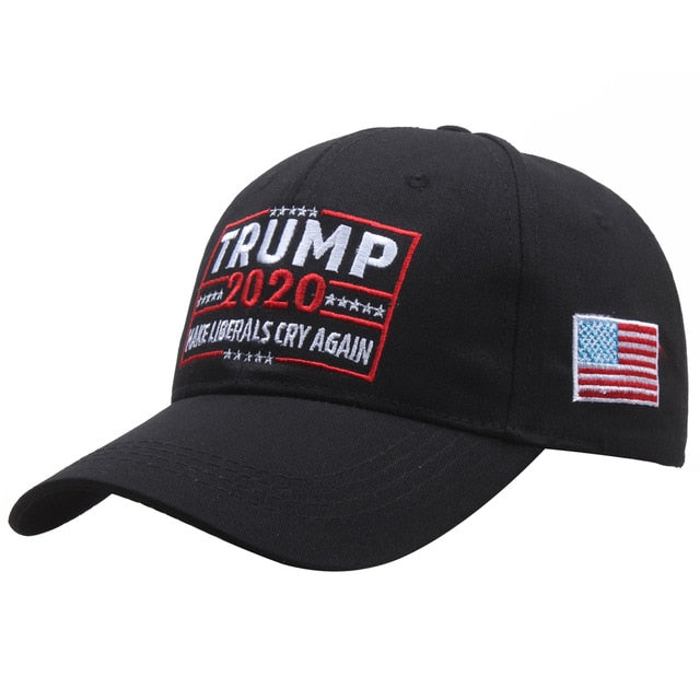 """Make Liberals Cry Again"" Trump 2020 Hat"