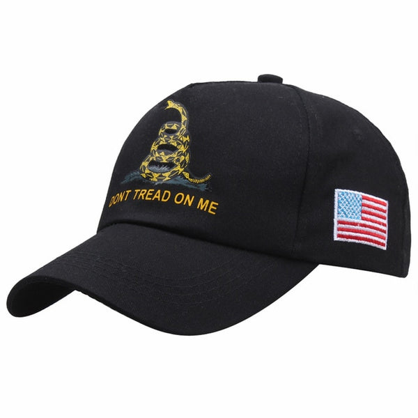 Don't Tread on Me Hat - The Proud Republican
