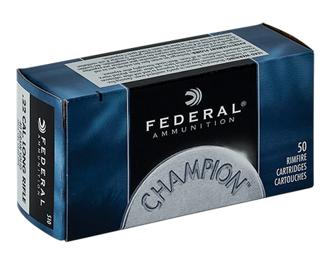 Federal 22LR - 5000 Round Case - MagDump