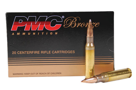 PMC 223 55gr FMJ