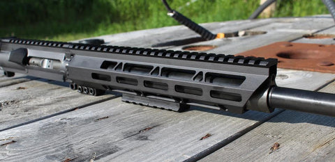 "M-Lok Free Floated Handguard 7"" to 17"""