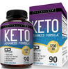 KETO ADVANCED WEIGHT LOSS - 90 gélules