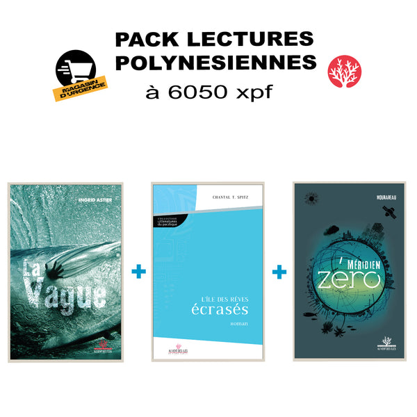 PACK Lectures Polynésiennes