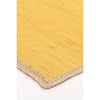 Reno Cotton and Jute Rug Yellow