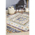 Babylon Diamond White Rug