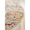 Babylon Jewel Multi Round Rug