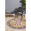 Babylon Multi Passion Round Rug
