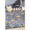 Babylon Blue Love Rug
