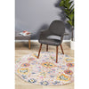 Babylon Multi Love Round Rug