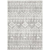 Castle Bella Tribal Woven Rug Charcoal Grey