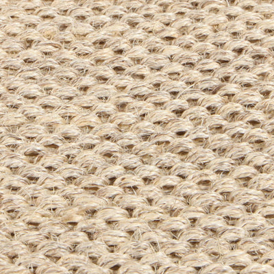 Natural Sisal Rug Tiger Eye Marble