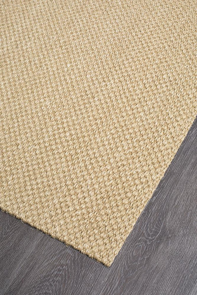 Natural Sisal Rug Tiger Eye Sand