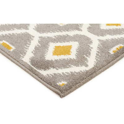 Indoor Outdoor Bianca Rug Grey Citrus