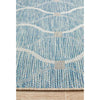 Terrace Denise Trellis Rug Blue