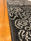 Carnival Charcoal 80cm Wide Soft Pile High Quality Runners