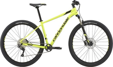 Cannondale 2018 Trail 4 DISC Green MED