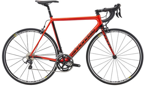 Cannondale 2017 Evo Ultegra 54cm Red