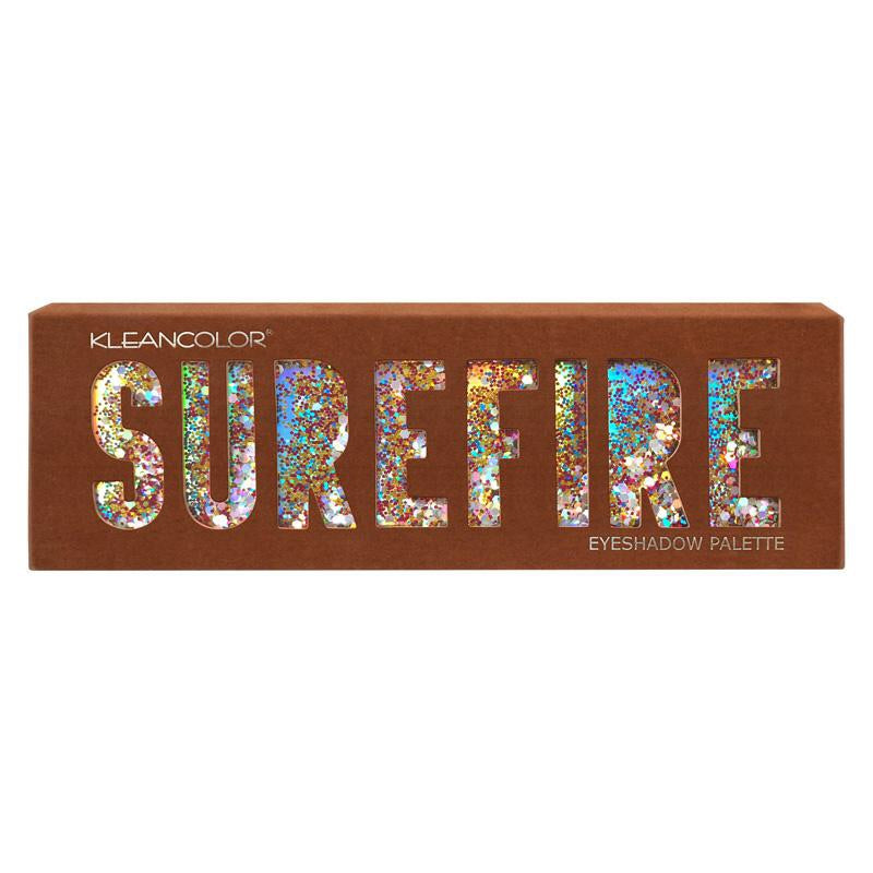 Paleta Surefire Toasty Brown