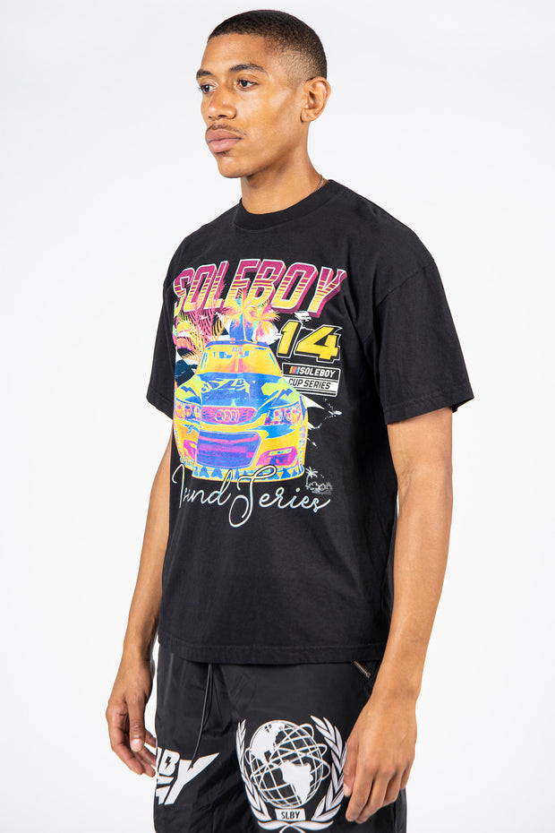 Island Series RC Tee (Black)