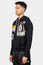 Angel Of Death Hoodie (Black)