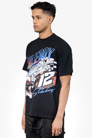 Helmet RC Tee (Black)
