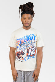 Helmet RC Tee (Cream)