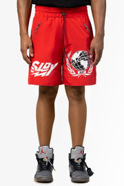 SB Global Shorts (Red)