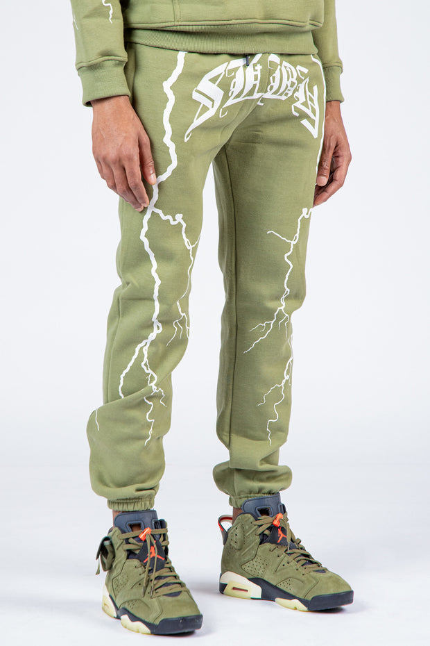 Stormy Nights Sweatpants (MINT)