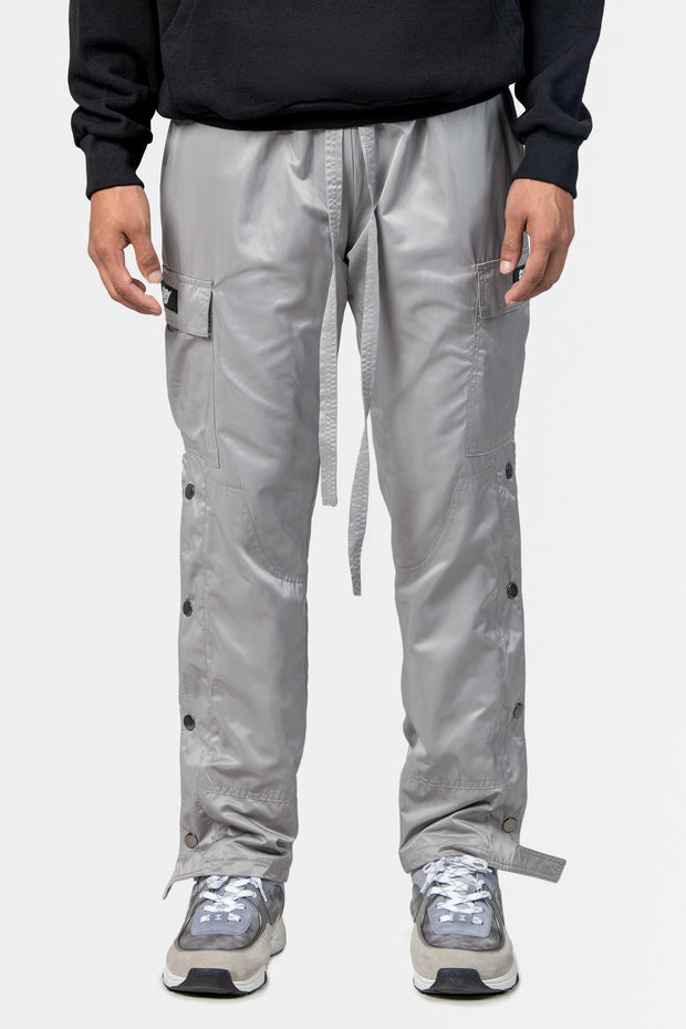 Detachable Cargo Pants (Grey)