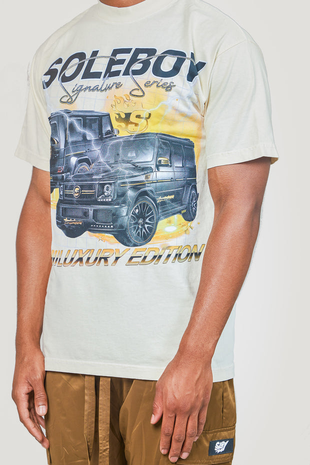 G-Wagon RC Tee (Cream)