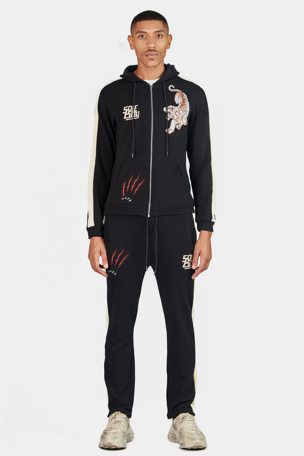Fatal Attraction Sweatsuit (Black)