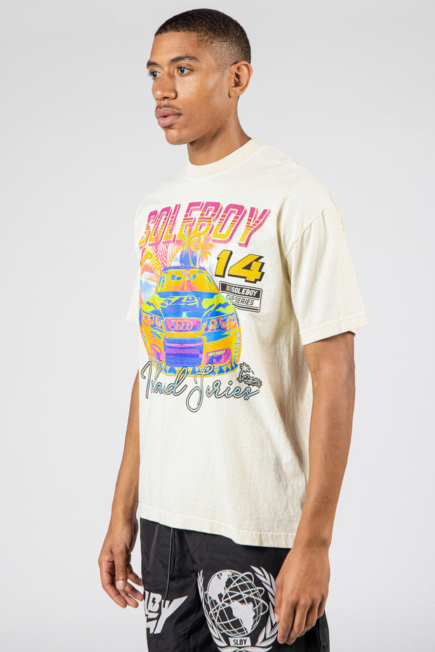 Island Series RC Tee (Cream)