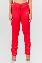 Racked Up Pants (Red)