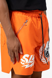 SB Global Shorts (Orange)