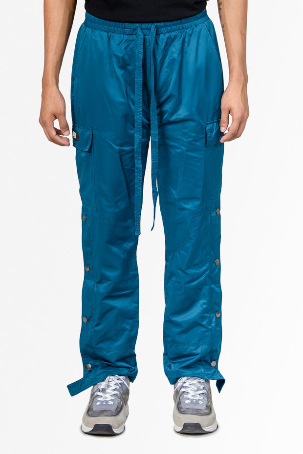 Detachable Cargo Pants (Blue)