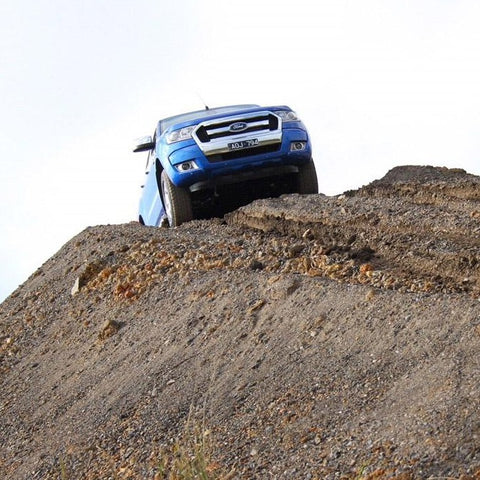 4WD Driver Training