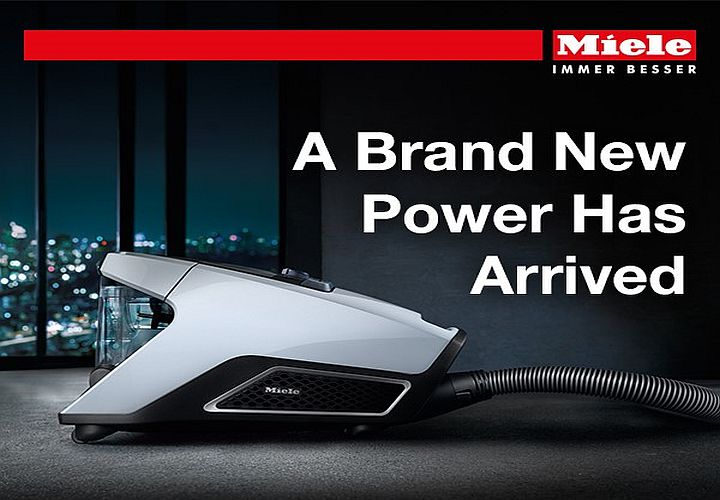Buy Latest Miele Bagless Technology