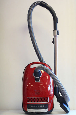 Miele C3 Cat & Dog Powerline Vacuum Cleaner Red